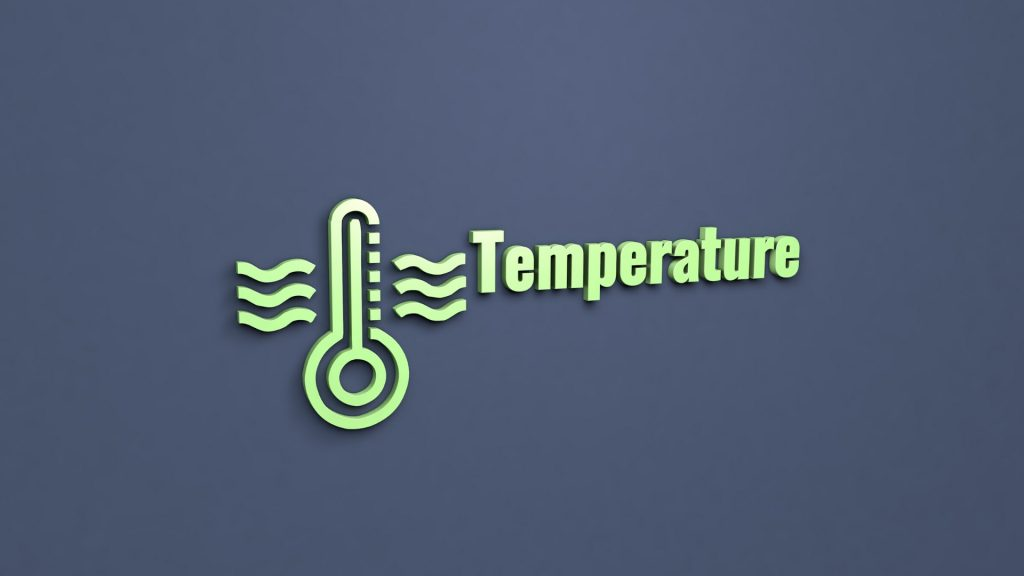 Changes in Temperature
