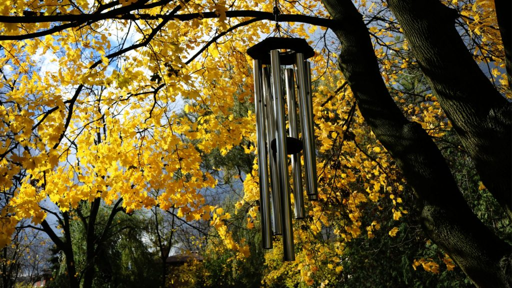 How to Use Wind Chimes to Scare Away Squirrels