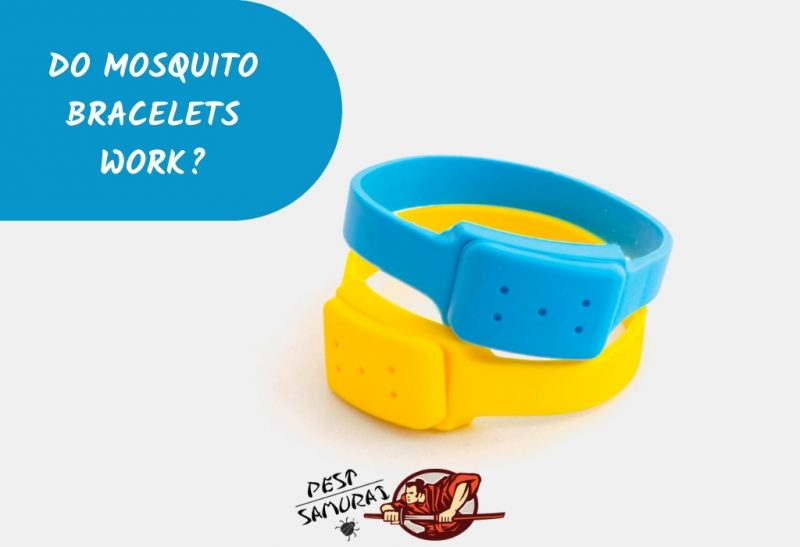 Do Mosquito Bracelets Work