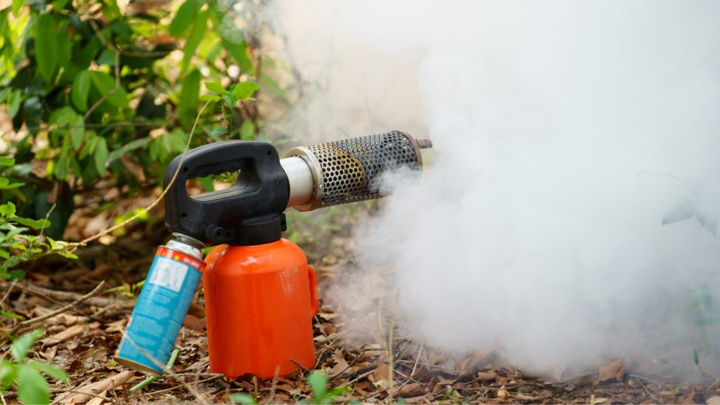 What Chemical Is Used in Mosquito Foggers
